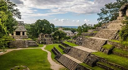 Prarasti majų miestai (Meksikas, Gvatemala ir Belizas) (MBH)