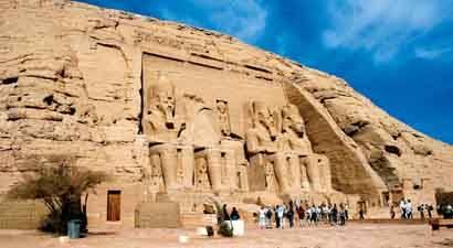 Egipto simboliai - Nilas ir Piramidės (EGK)