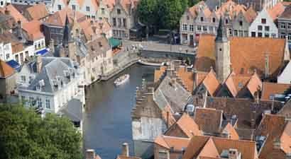 Beneluks - Małe potęgi Europy - Comfort