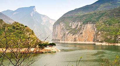 Kinija Jangdzės upe (CJA)