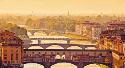 Florencja & Mediolan - aistra gyventi, mylėti ir kurti (FOR)