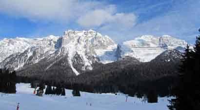 Italija - Val di Fiemme / Val di Fassa (WFS)