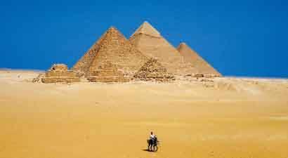Egiptas - žemyn Nilu (EGT)