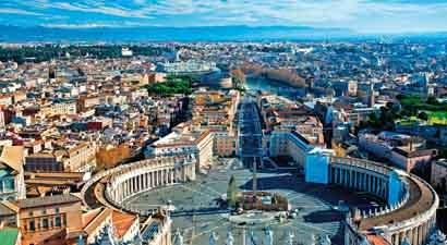 Salut Roma - Roma ir Vatikanas (RLO)