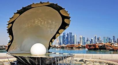 Kruizas: Bahreinas, Kataras ir JAE - Perlų bangose (RAA)