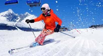 Austria Zillertal - Sylwestrowe Ski Safari