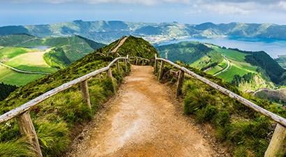 Wulkaniczne ogrody Atlantyku