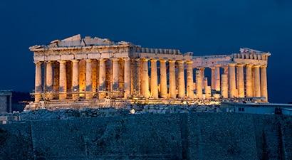 Sylwester w Grecji