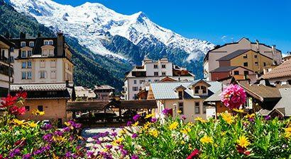 Alpy i Lazurowe Wybrzeże