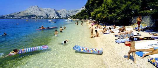 Chorwacja nocleg domki do wynajęcia nad morzem z psem
