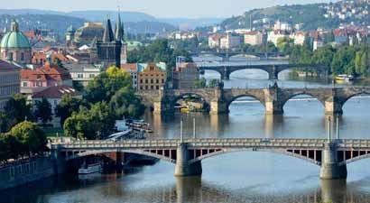 Čekijos įspūdžiai, stebuklingoji Praha ir Karlovi Varai (PRX)