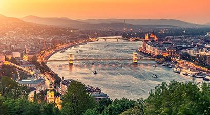 Budapeszt i Tokaj -  w krainie wina, czardasza i gorących źródeł – dla wygodnych