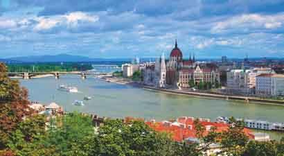 Viena ir Budapeštas - Dunojau perlai (savaitgaliui)(VBX)