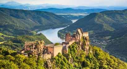 Viena ir Vachau slėnis - Habsburgo imperijos ir Dunojaus kraštovaizdžio galia (VIX)
