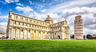 Włoskie Siostry - Toskania i Umbria - Dla wygodnych