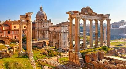 Saluti Roma - Rzym i Watykan