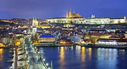 Praha, Viena, Budapeštas - čekų humoras ir austrų-vengrų skoniai (PVB)