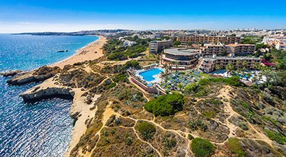 Portugalia - Algarve - Auramar Beach Resort
