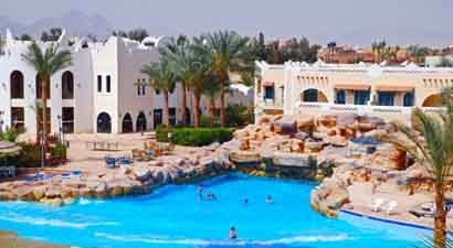 Egipt - Sharm el Sheikh - Faraana Reef Resort