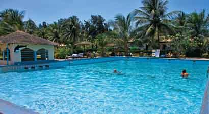Gambia - Banjul - Holiday Beach Club