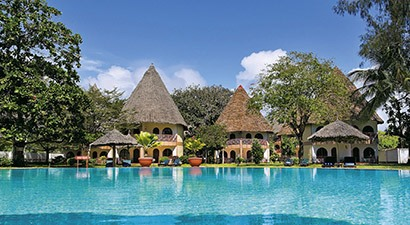 Kenia - Galu - Neptune Paradise Beach Resort & SPA