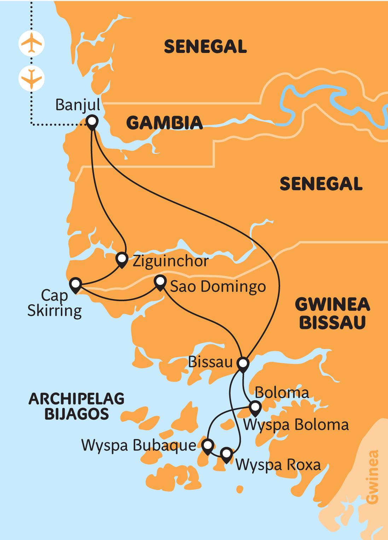 Afrika Karta Skidbackar Slalombackar Och Skidanlaggningar I Afrika