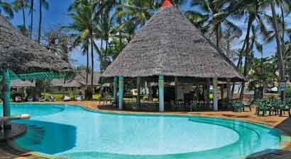 Kenia - Galu - Neptune Village Beach Resort & SPA