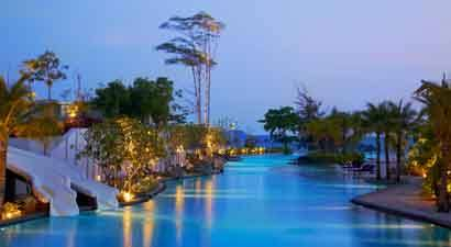 Tajlandia - Pattaya/Jomtien - Marriott Rayong Resort & Spa