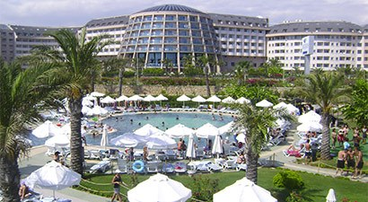 Turcja - Riwiera Turecka - Long Beach Resort and Spa