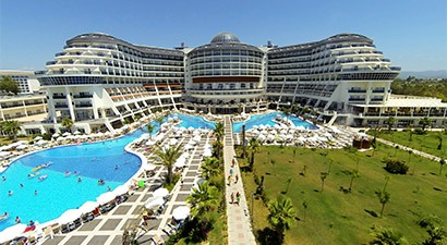 Turcja - Riwiera Turecka - Sea Planet Resort and Spa