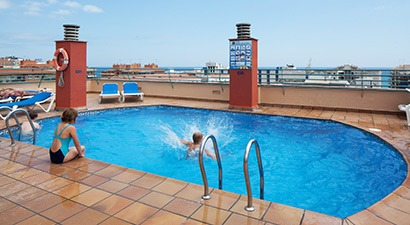 Hiszpania - Costa Brava - HTop Royal Sun Suites