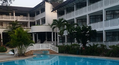 Kenia - Bamburi - Travellers Beach Hotel & Club