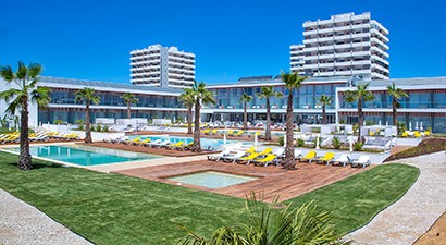 Portugalia - Algarve - Pestana Alvor South Beach