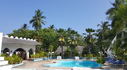 Kenia - Kilifi - Kilifi Bay Beach Resort