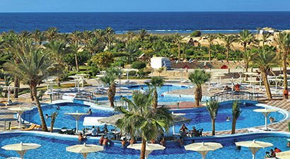 Egipt - Marsa Alam - Pensee Royal Garden Beach Resort