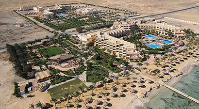 Egipt - Marsa Alam - Flamenco Beach & Resort