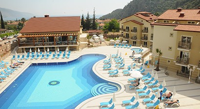Turcja - Marmaris - Marcan Resort