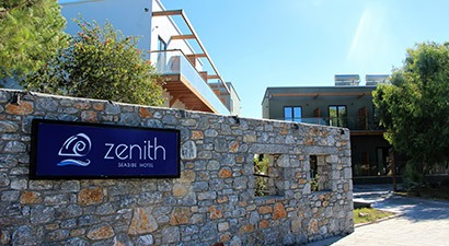 Grecja - Rodos - Zenith Sea Side Hotel