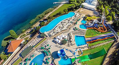 Macedonia - Ochryd - Izgrev Spa & Aquapark