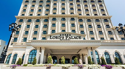 Cypr Północny - Ercan - Lord's Palace Hotel & Spa
