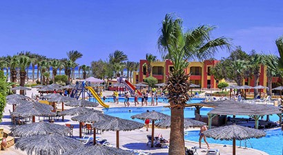 Egipt - Marsa Alam - Magic Tulip Beach Resort