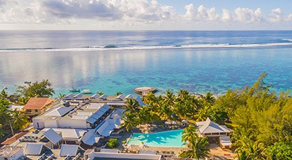 Mauritius - Port Luis - Le Peninsula Bay Beach Resort