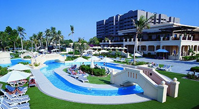 Oman - Muskat - Intercontinental Muscat