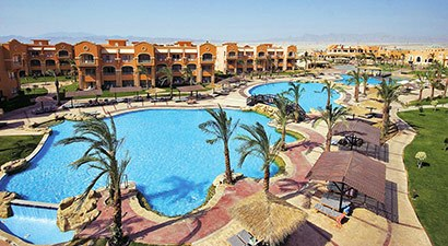 Egipt - Hurghada - Caribbean World Resort