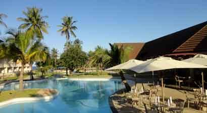 Kenia - Amani Tiwi Beach Resort