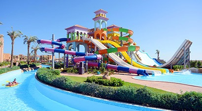 Egipt - Sharm el Sheikh - Charmillion Aqua Park (ex. Sea Club Aquapark)