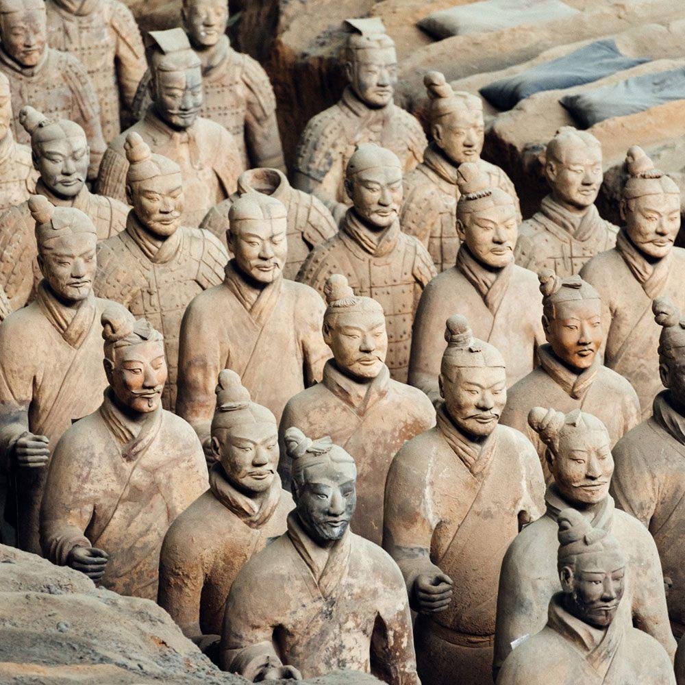 Терракотовая армия - Китай