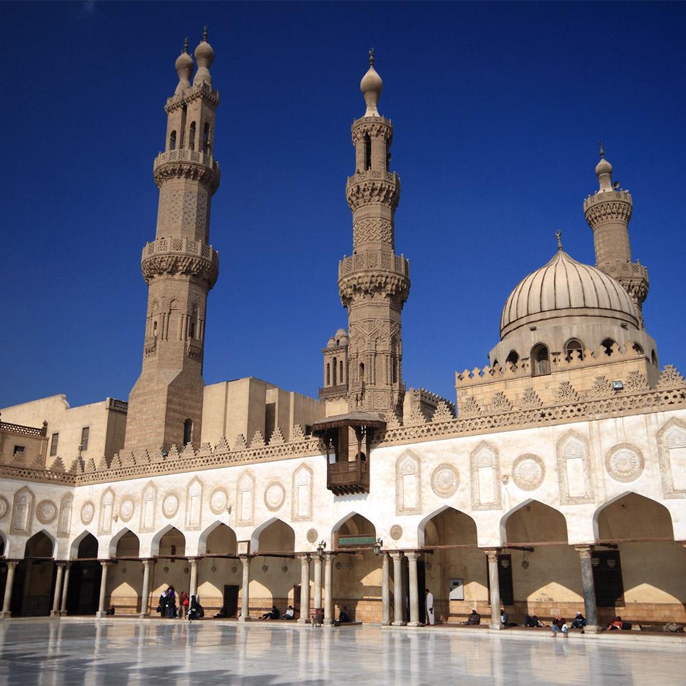 Мечеть Аль-Азхар и университет