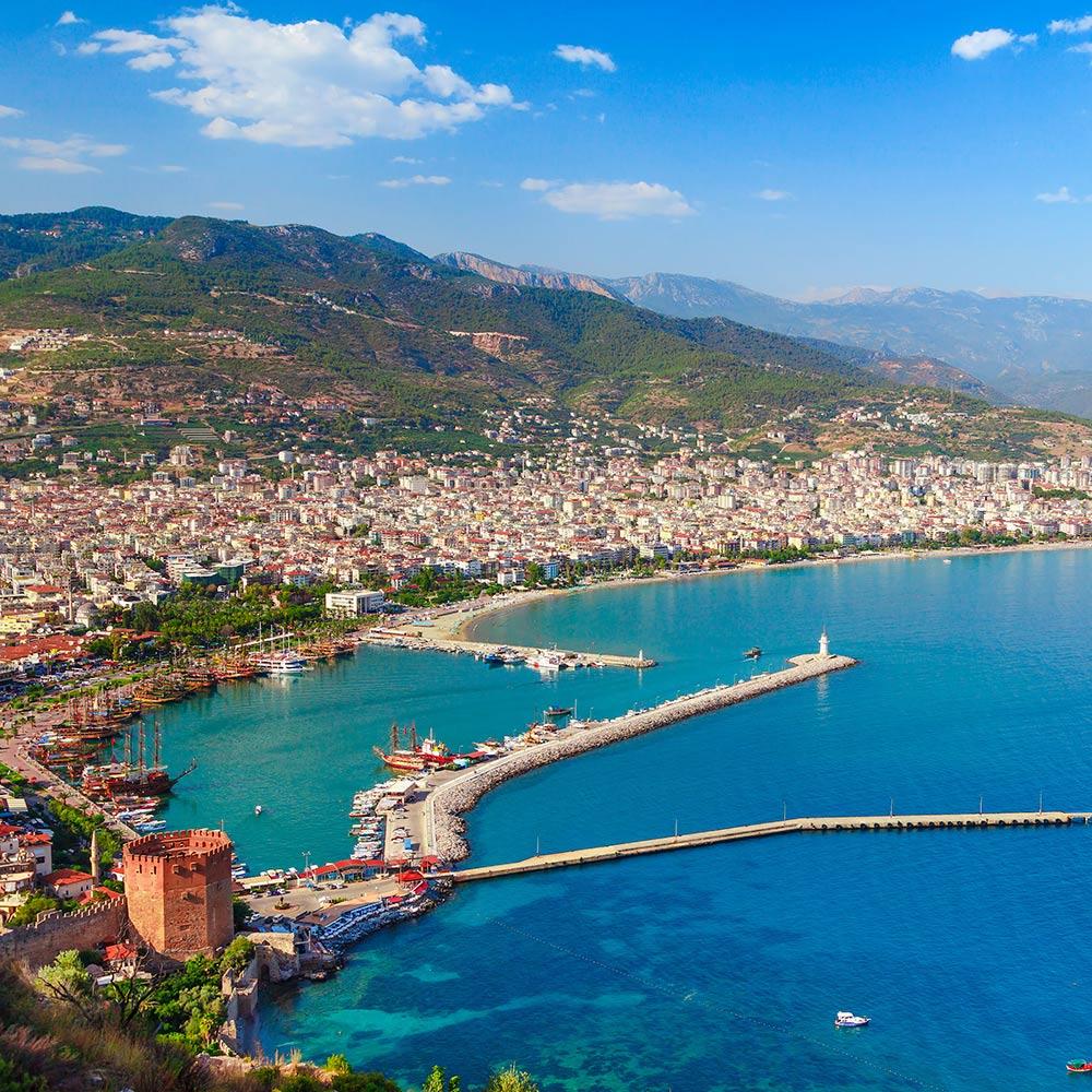 Atrakcje, które warto zobaczyć w Turcji zimą | Blog Rainbow