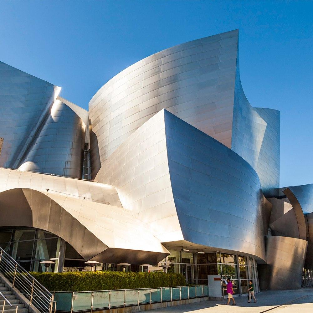Лос-Анджелес. Величайшие достопримечательности Города Ангелов